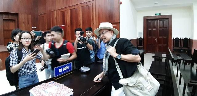 Ông Đặng Lê Nguyên Vũ muốn nhanh chóng kết thúc vụ án ly hôn - 1