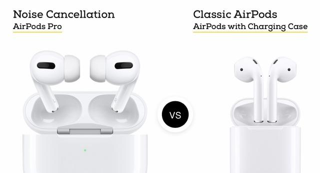 AirPods Pro có gì đặc biệt hơn AirPods 2, có nên nâng cấp? - Ảnh minh hoạ 2
