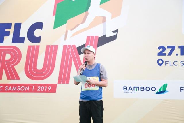 Lan toả tinh thần thể thao không giới hạn từ giải chạy FLC Run 2019 tại phố biển Sầm Sơn - 1