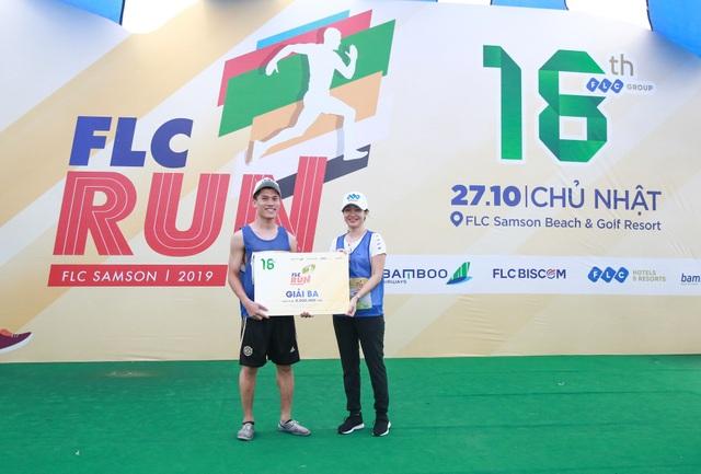 Lan toả tinh thần thể thao không giới hạn từ giải chạy FLC Run 2019 tại phố biển Sầm Sơn - 11