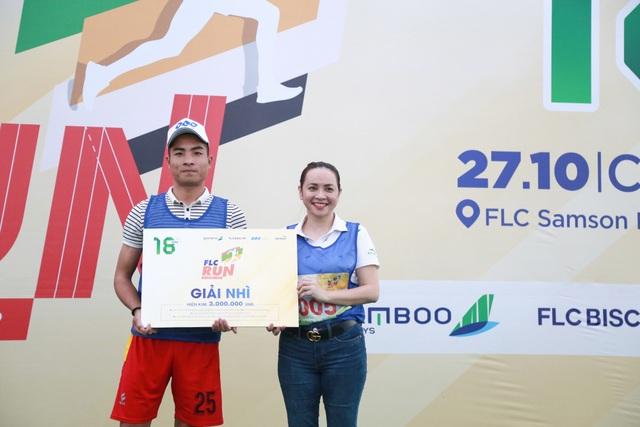 Lan toả tinh thần thể thao không giới hạn từ giải chạy FLC Run 2019 tại phố biển Sầm Sơn - 12