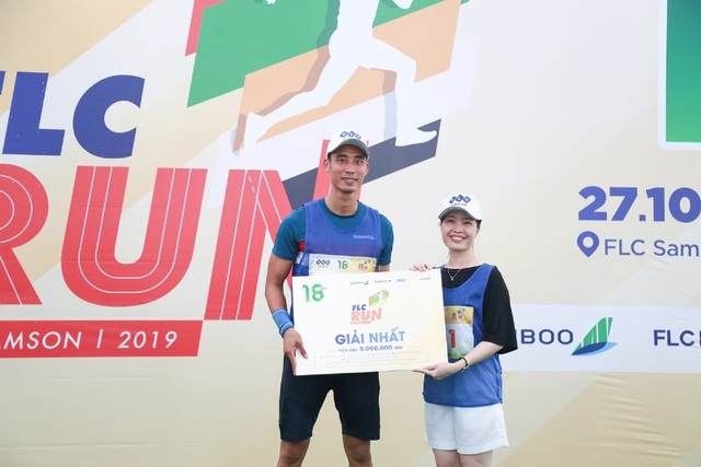 Lan toả tinh thần thể thao không giới hạn từ giải chạy FLC Run 2019 tại phố biển Sầm Sơn - 13