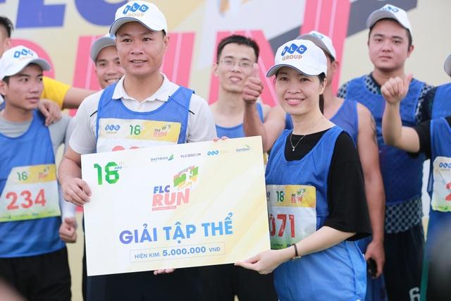 Lan toả tinh thần thể thao không giới hạn từ giải chạy FLC Run 2019 tại phố biển Sầm Sơn - 14