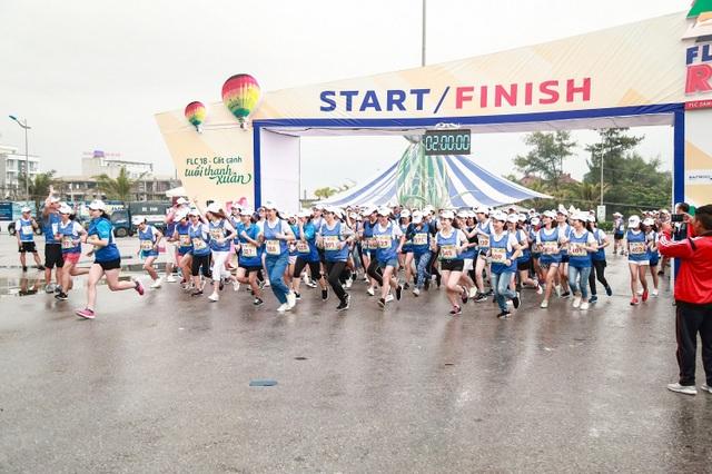 Lan toả tinh thần thể thao không giới hạn từ giải chạy FLC Run 2019 tại phố biển Sầm Sơn - 3