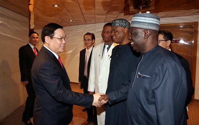 Việt Nam tính mở đường bay thẳng tới Nigeria trong thời gian tới - 1