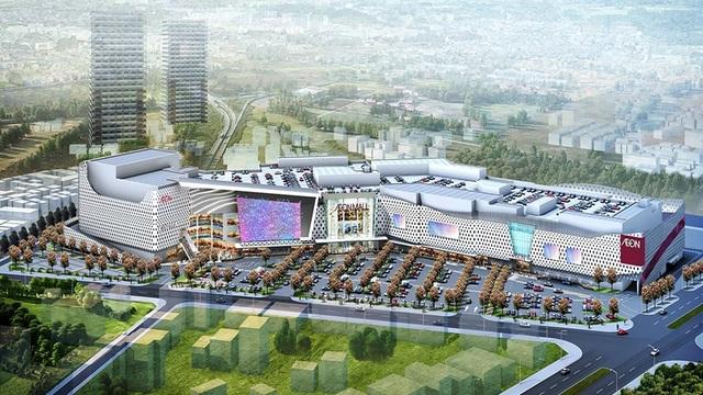 Dự án bất động sản nào đang hưởng lợi trực tiếp từ Aeon Mall Hà Đông? - 1