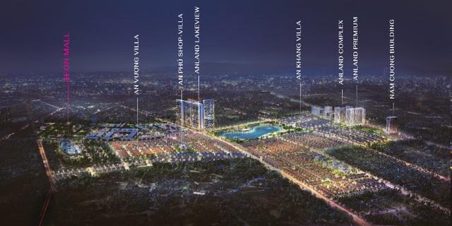 Dự án bất động sản nào đang hưởng lợi trực tiếp từ Aeon Mall Hà Đông? - 2