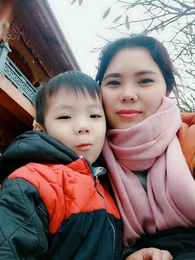 Bức thư gửi con trai 5 tuổi mắc ung thư của người mẹ trẻ - 1