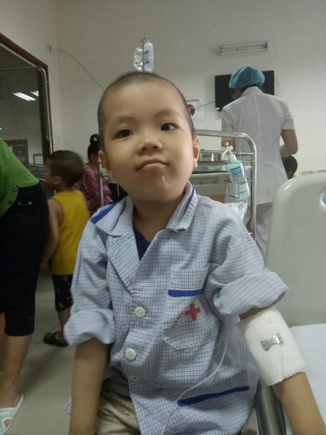 Bức thư gửi con trai 5 tuổi mắc ung thư của người mẹ trẻ - 2