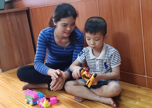 Bức thư gửi con trai 5 tuổi mắc ung thư của người mẹ trẻ - 3