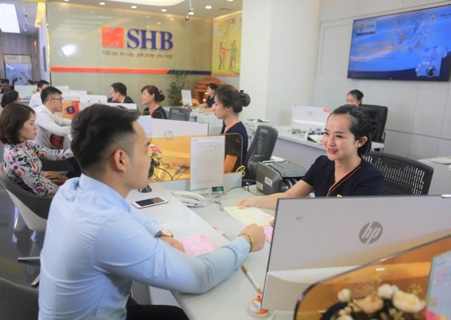 Gửi tiền tiết kiệm trúng Madza và hàng ngàn giải thưởng giá trị cùng SHB - 1