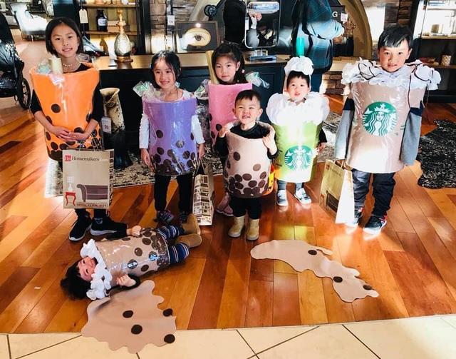 """Những bộ trang phục Halloween đầy hài hước khiến dân mạng """"cười nghiêng ngả"""" - 1"""