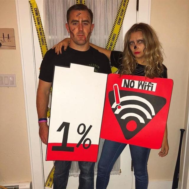 """Những bộ trang phục Halloween đầy hài hước khiến dân mạng """"cười nghiêng ngả"""" - 6"""