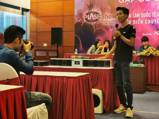 Triển lãm quốc tế các thiết bị biểu diễn Plase show tại Hà Nội diễn ra từ 2 - 4/11 - 2
