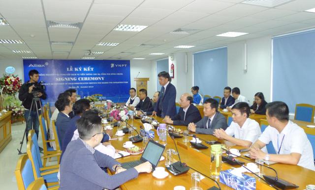 Alliex Việt Nam sử dụng dịch vụ VNPT để vận hành hạ tầng POS - 1