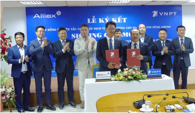 Alliex Việt Nam sử dụng dịch vụ VNPT để vận hành hạ tầng POS - 2