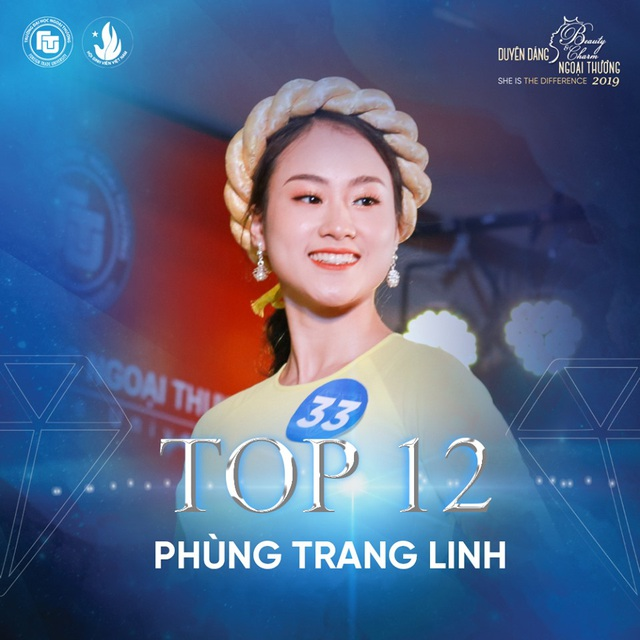 Nữ sinh bị ung thư lọt top 12 Hoa khôi ĐH Ngoại thương Hà Nội - 4