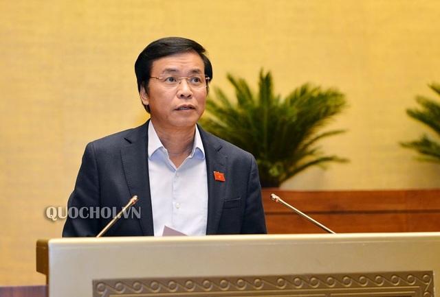 Đại biểu Quốc hội chỉ có một quốc tịch để đảm bảo là công dân Việt Nam - 1