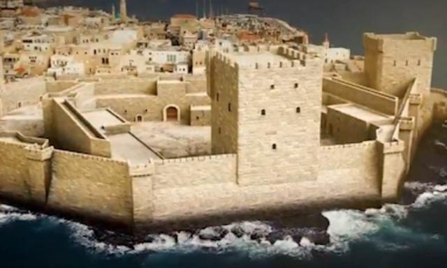 Phát hiện đường hầm bí mật vận chuyển vàng 800 năm trước - 1