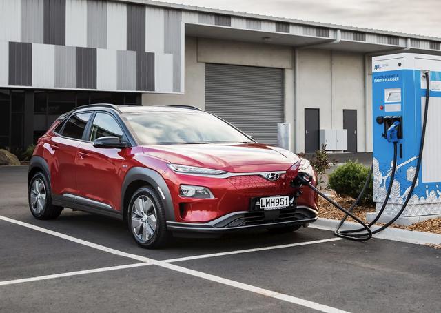 Hyundai muốn đẩy doanh số xe chạy điện tăng gấp 17 lần - 1