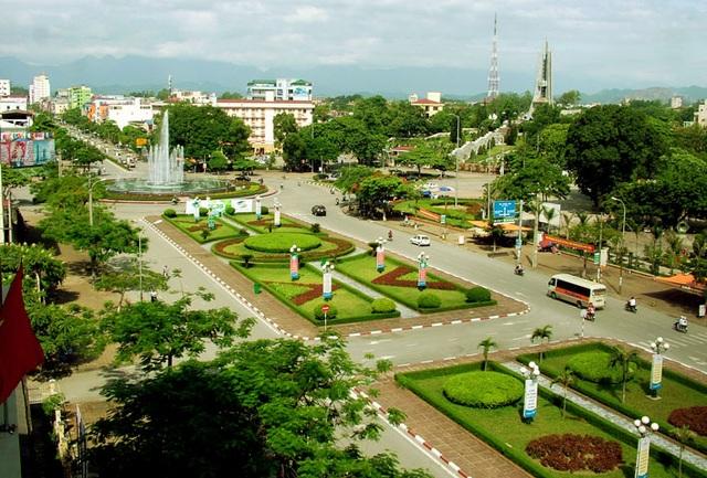 Đất nền trung tâm TP. Sông Công: Tâm điểm đầu tư cuối năm 2019 - 1