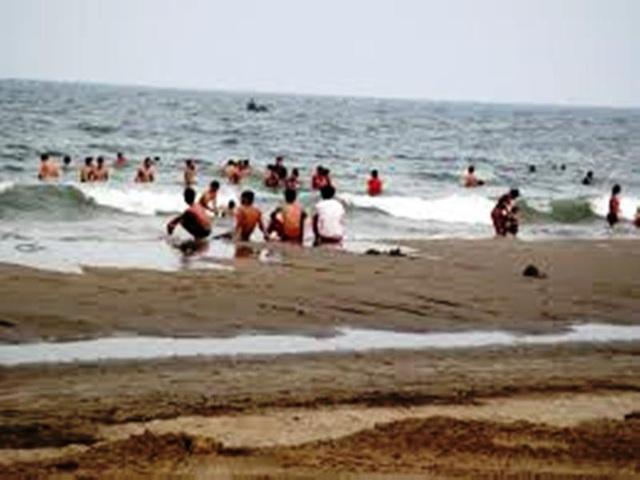 Trưởng công an xã tử vong khi tắm biển Đà Nẵng - 1