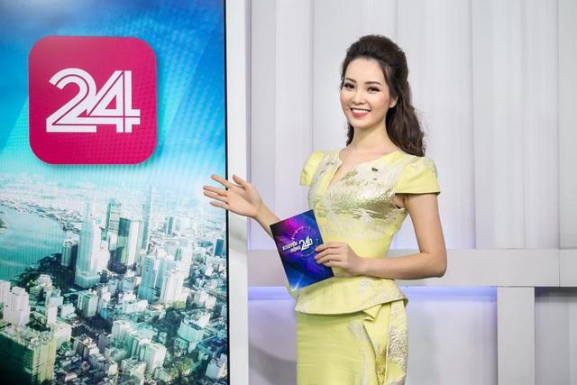 """BTV Thuỵ Vân tiết lộ """"luật ngầm bất thành văn"""" khi lên sóng VTV - 1"""