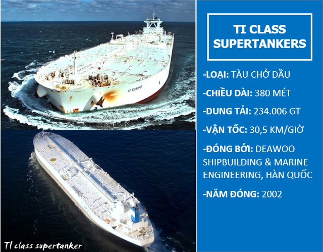 Đỉnh cao của ngành hàng hải: Những con tàu thủy khổng lồ nhất từng ra khơi (Phần 1) - 2