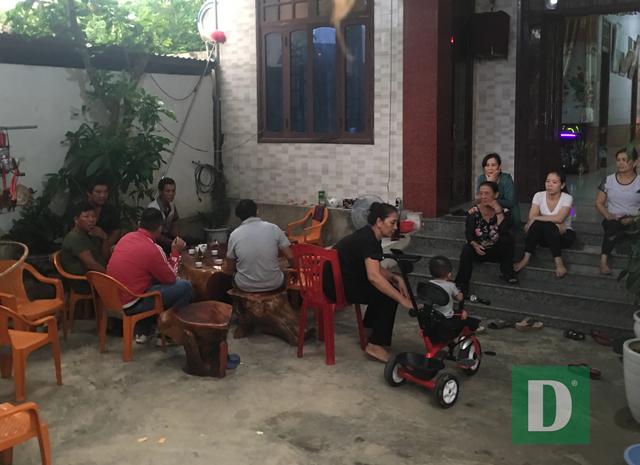 Một gia đình ở Quảng Bình báo người thân mất tích trên đường sang Anh - 2