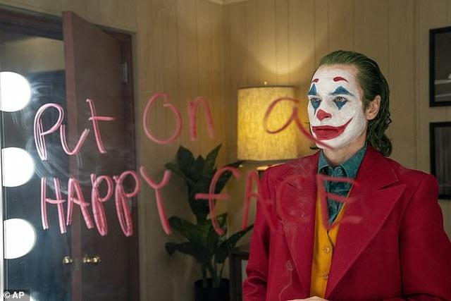 """Đi xem """"Joker"""", hốt hoảng vì gặp phải khán giả quá khích - 1"""