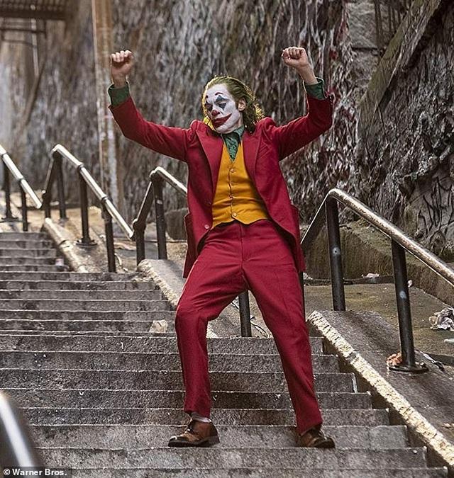 """Đi xem """"Joker"""", hốt hoảng vì gặp phải khán giả quá khích - 3"""
