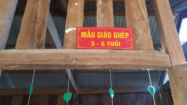 Xót xa cảnh cô trò điểm trường Mầm non sát biên giới Việt - Lào - 7