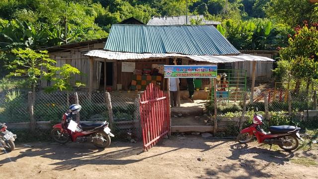 Xót xa cảnh cô trò điểm trường Mầm non sát biên giới Việt - Lào - 6