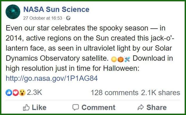 Khoảnh khắc mặt trời sẵn sàng… đi dự hội hóa trang Halloween - 3