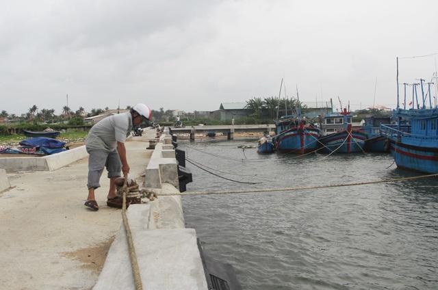 Phú Yên, Ninh Thuận hối hả phòng chống bão số 5 - 2