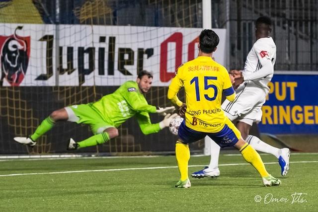 Công Phượng đá chính, đội trẻ Sint Truidense thua thảm 1-6