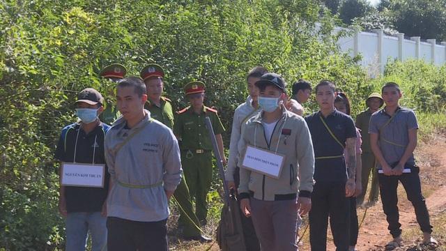 Cán bộ xã thông đồng nhóm trộm đục két sắt ủy ban cuỗm gần 400 triệu đồng - 1