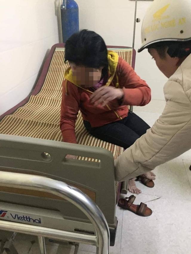 Điều tra người lạ đánh đập dã man một phụ nữ trong đêm - 1