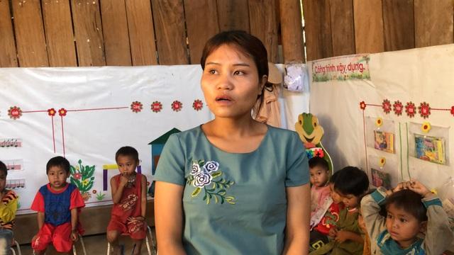 Nhói lòng những đứa trẻ vùng biên giới Việt - Lào tới lớp trong bộ dạng nhem nhuốc - 14