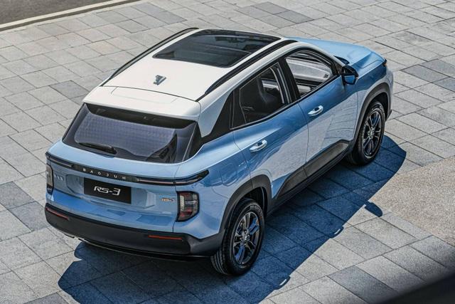 GM trình làng mẫu crossover giá tương đương dưới 250 triệu đồng tại Trung Quốc - 2