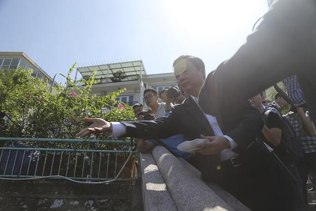 Bộ trưởng Trần Hồng Hà nói gì về công nghệ xử lý nước ô nhiễm của Nhật Bản? - 4