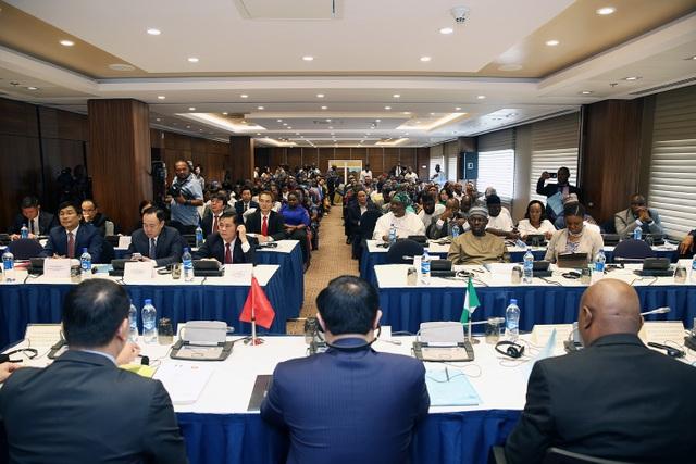 Hơn 100 doanh nghiệp tham gia sự kiện chưa từng có trong lịch sử Việt Nam - Nigeria - 2