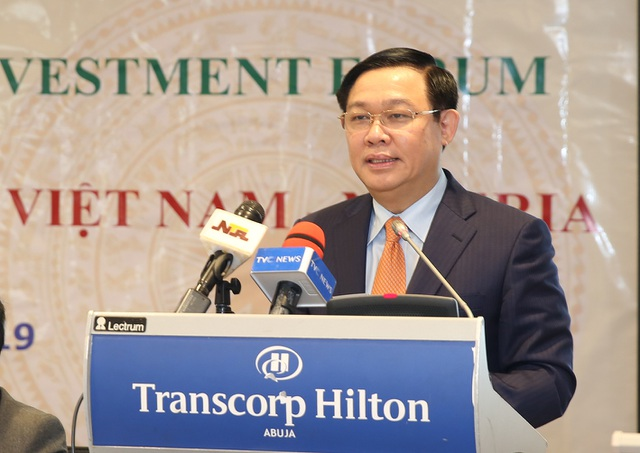 Hơn 100 doanh nghiệp tham gia sự kiện chưa từng có trong lịch sử Việt Nam - Nigeria - 1