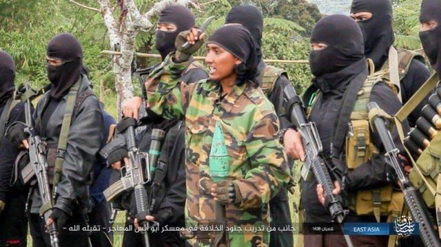 Đông Nam Á ngăn chặn IS trả thù - 1