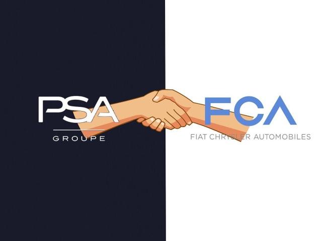 Fiat Chrysler và Peugeot Citroen bàn chuyện sáp nhập - 1