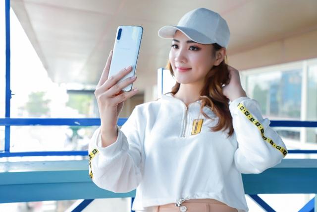 24h trọn trải nghiệm với Galaxy A50s của người dùng trẻ thời 4.0 - 3