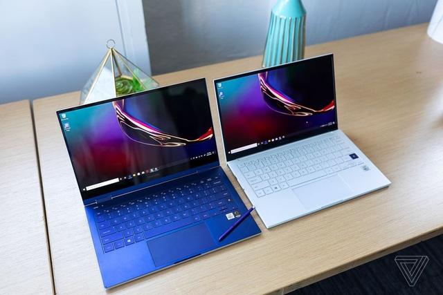 Samsung trình làng laptop chạy Windows 10 hỗ trợ viết S Pen - 1