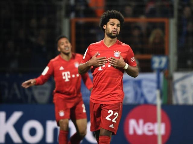Gnabry tỏa sáng đúng lúc, Bayern Munich hạ Bochum ở cúp Quốc gia Đức - 1