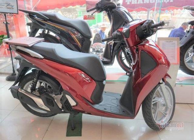 Hiếm hàng, Honda SH loạn giá, tăng đột biến tại Hà Nội - 2
