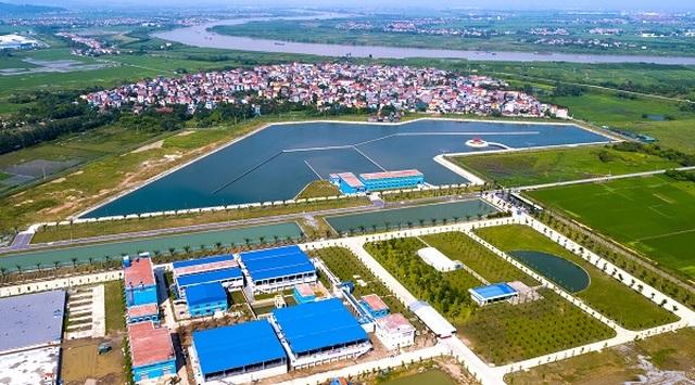 Nhà máy Nước mặt Sông Đuống: Sở hữu công nghệ ưu việt, đảm bảo chất lượng nước sạch - 1